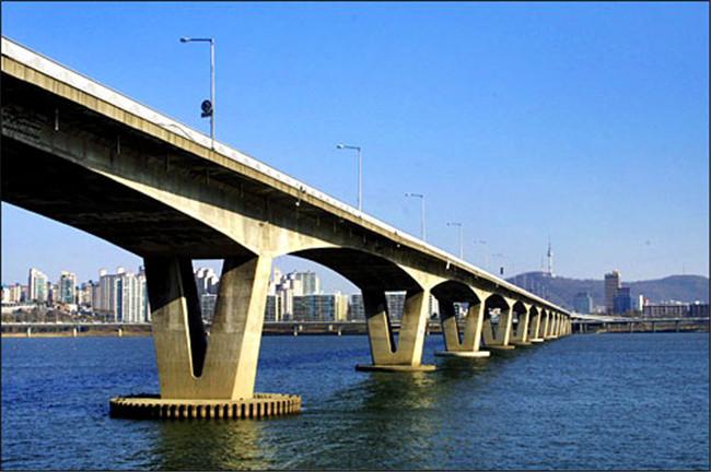 桥梁预压试重水袋